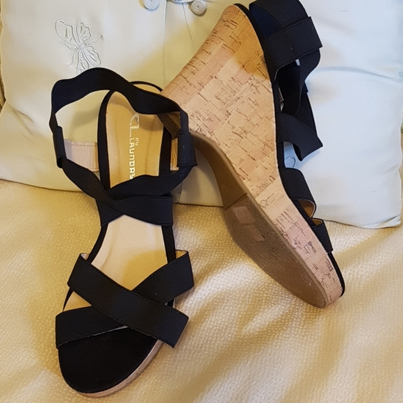 CL by Laundry Shoes - Wedge Heels